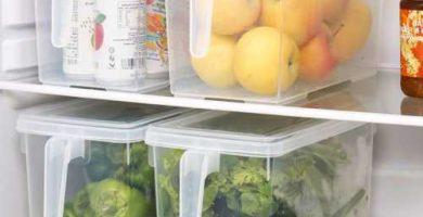 organizador frigorífico