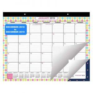 Belle Vous calendario de escritorio – planificador 2019