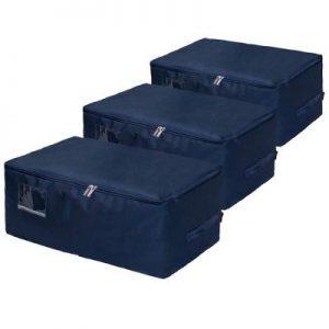 Dokehom, 3 piezas de almacenamiento bajo la cama