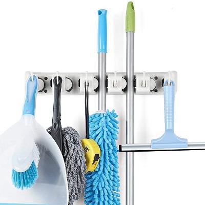 Colgador wadeo para cepillos y escobas