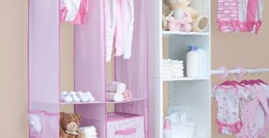 Organizador de ropa para bebés