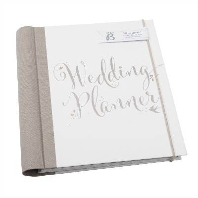 Agenda para bodas de tapa dura
