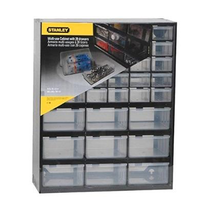 caja stanley con 39 compartimientos